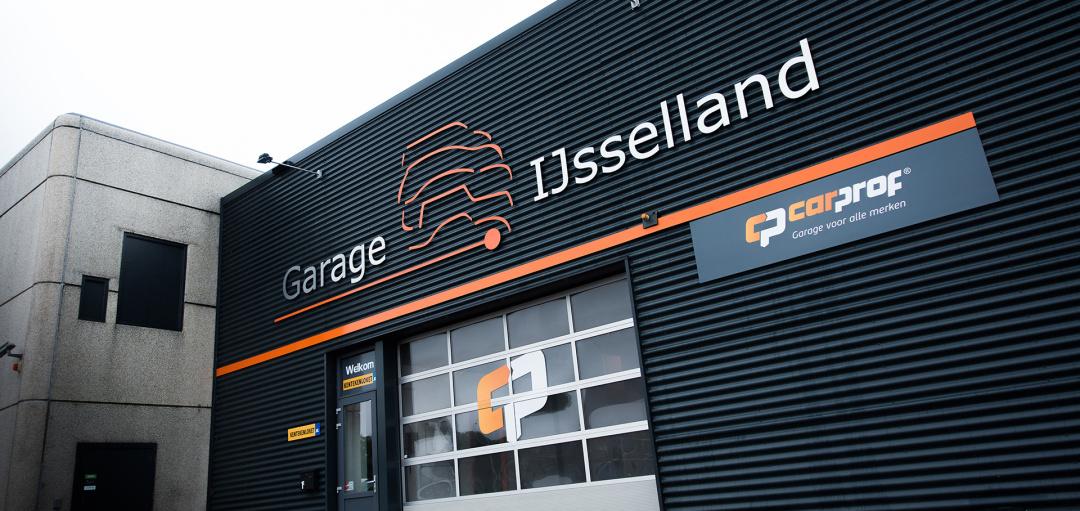 Garage IJsselland-Zwolle